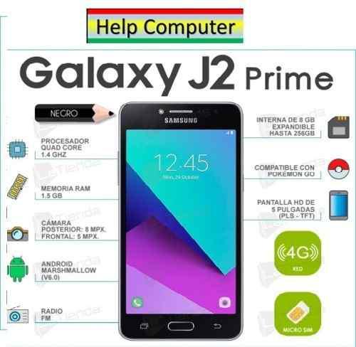 Telefono Celular Samsung Galaxy J2 Prime Smg532m 8gb Tienda