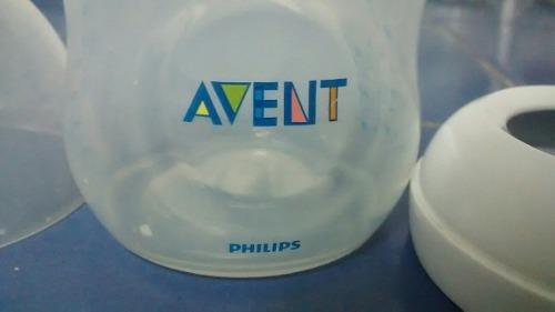 Tetero Biberon Philips Avent Natural Con Cepillo