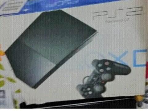 Vendo Playstation 2 Como Nuevo Con Un Control Y 5 Juegos