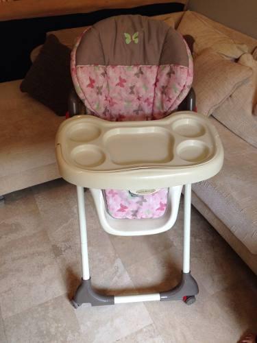 Vendo Silla De Comer Baby Trend