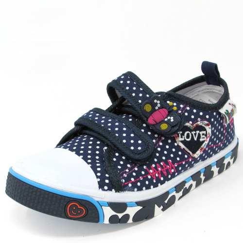 Zapatos Para Niñas Marca Yoyo Mod. L Azul Tallas