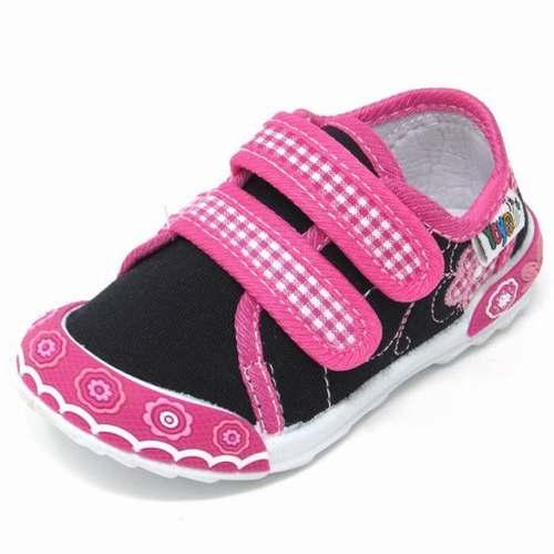 Zapatos Para Niñas Marca Yoyo Mod. L Negro Tallas
