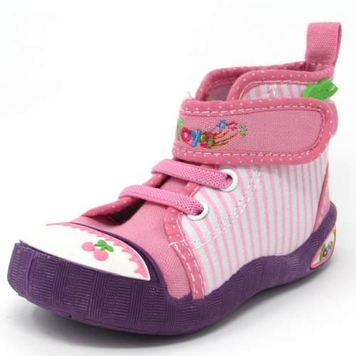 Zapatos Para Niñas Marca Yoyo Mod. M Rosado Tallas
