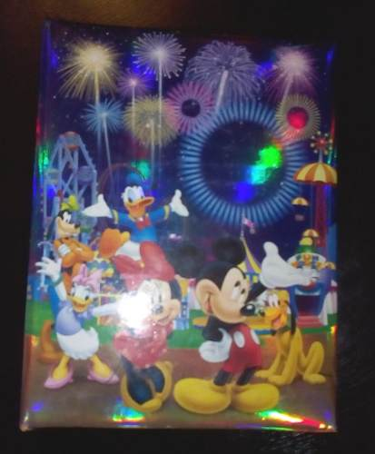 Album Fotos Original Disney Tornasolado 100 Fotos