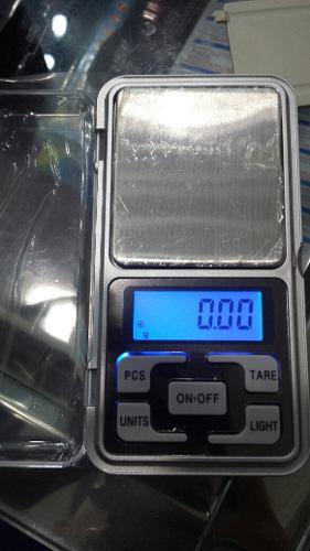 Balanza Peso Digital Joyero O Gramers De 200g