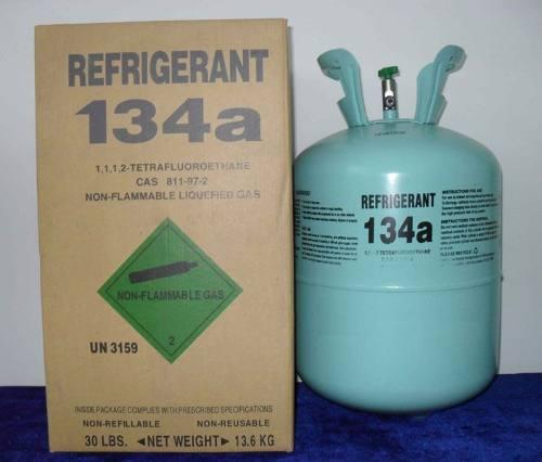 Bombona De Gas 134a Refrigerante Nueva
