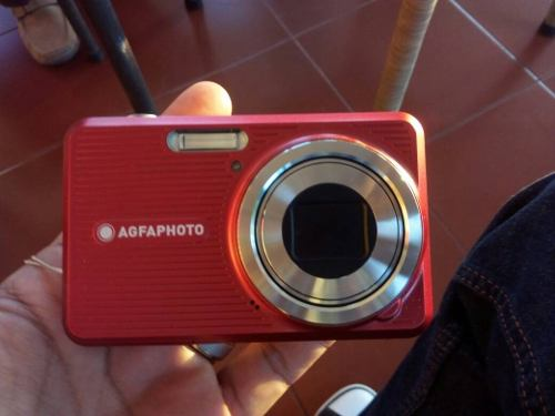 Cámara Digital De Video Y Fototrafía Marca Agfa 14.1mp