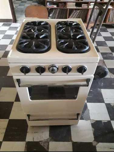 Cocina Luferca De 4 Hornillas A Gas