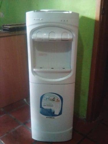 Dispensador De Agua Frio Caliente Hiunday