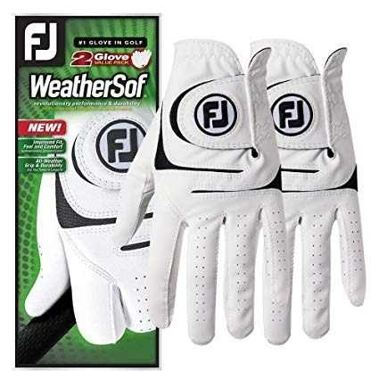 Footjoy Weathersof Two Pack Guantes Para Golf