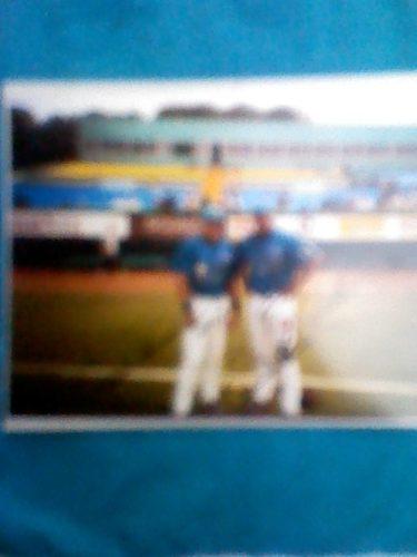 Foto Autografiada De Liu Rodriguez & Wifredo Romero