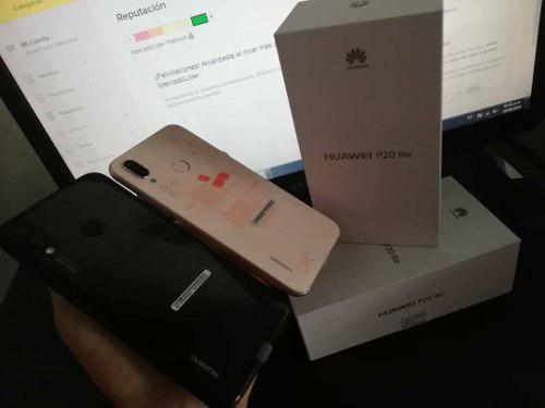 Huawei P20 Lite Dual Sim 64gb 4gb Nuevos 150.000bs Con Envio