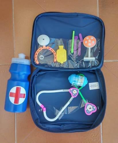 Juguete Juego Set De Doctora Para Niñas