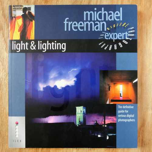 Libro De Fotografía Light & Lighting De Michael Freeman