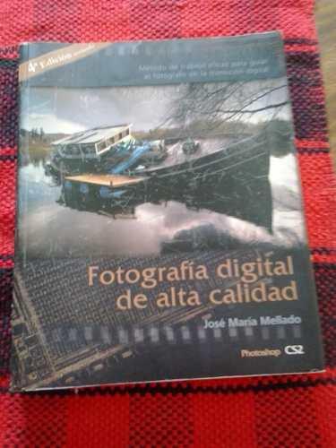 Libro De Fotografia Digital De Alta Calidad