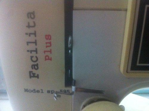 Maquina De Coser Facilita Plus