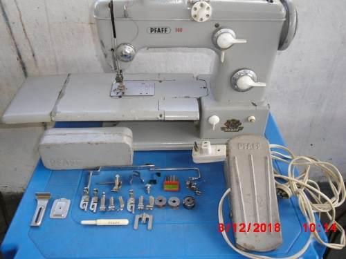Maquina De Coser Se-mi Industrial Marca Pfaff 360