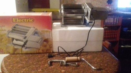 Maquina De Hacer Pasta Electric