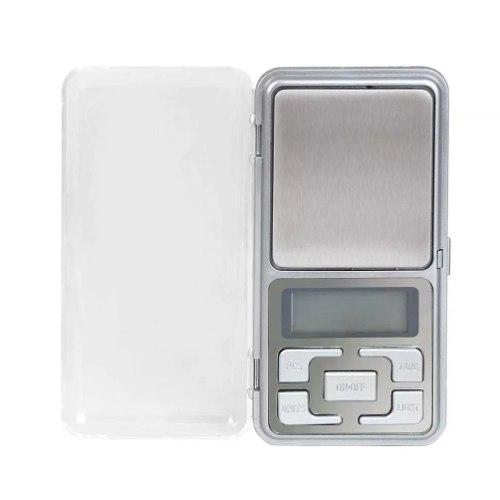 Mini Balanza Digital Portatil Joyería De 0,1 A 500 Gramos