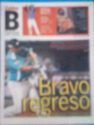 Periodico Autografiado Por Carlos Ramirez