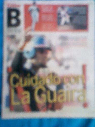 Periodico Autografiado Por Miguel Acurero