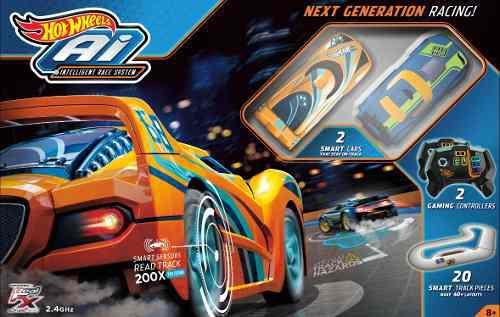 Pista De Carros Hot Wheels Ai Racing Starter Playset