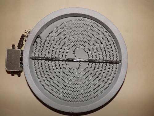 Resistencia De Cocina Eléctrica Vitrocerámica 16.5 Cm