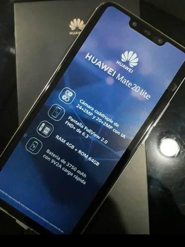 Telefono Celular Huawei Mate 20 Lite