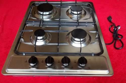 Tope De Cocina 4 Hornillas A Gas Nuevo De Caja