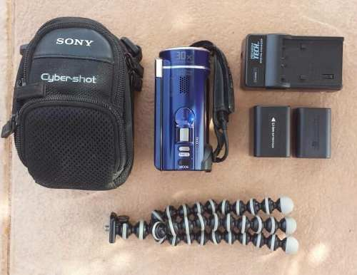 Video Camara Digital Hd Sony Handycam