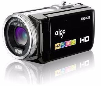 Video Camara Profesional Aigo Hd Ahd-s11