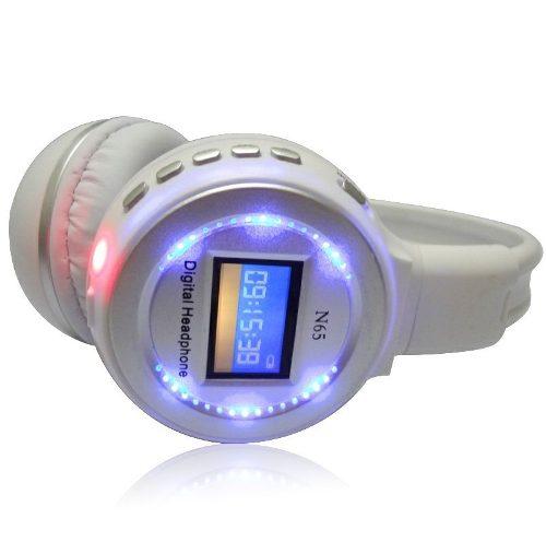 Audifonos Inalambricos, Bluetooth, Micro Sd 1.5 Lcd...
