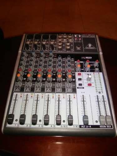 Consola De Grabación Behringer 4 Canales
