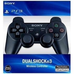 Control Inalámbrico Para Ps3 Sony Dualshock Nuevo Play3