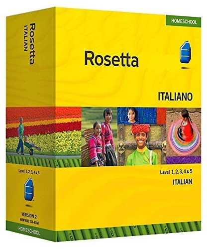 Curso Digital Interactivo Para Aprender Italiano Rosetta