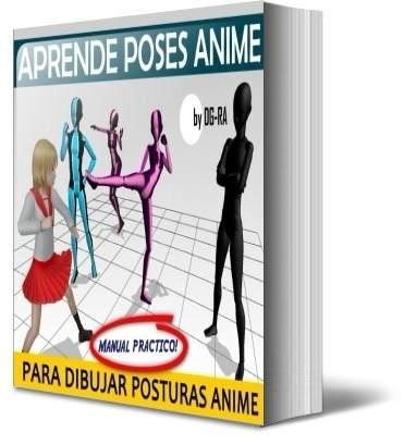 Dib - Aprende Poses Anime Para Dibujar Posturas Anime Pdf