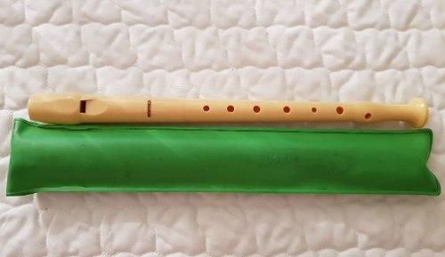 Flauta Dulce Hohner Alemana Original Con Su Estuche