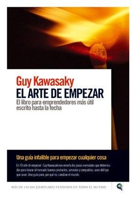 Libro, El Arte De Empezar De Guy Kawasaky