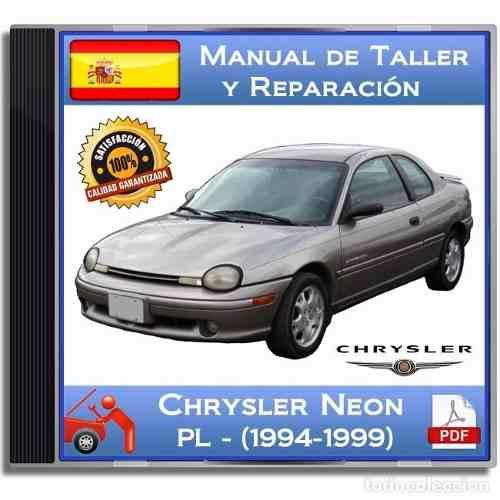 Manual De Servicio Taller Chrysler Neon