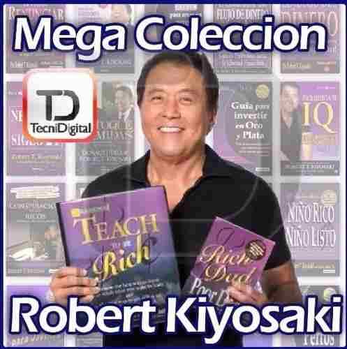 Mega Pack Robert Kiyosaki + Malcolm Gladwell + T. Harv Eker