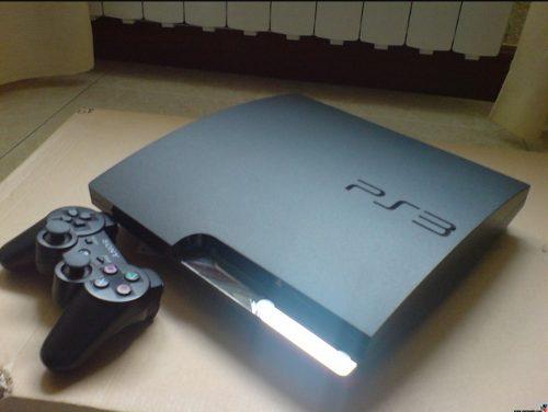 Vendo O Cambio Playstation 3 Slim 320gb 22 Juegos Digitales