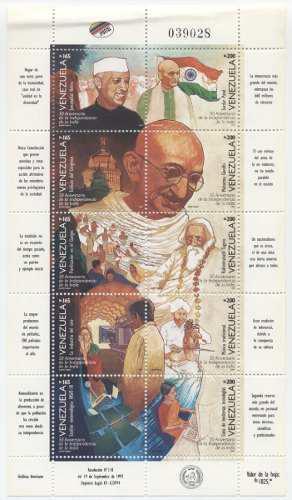 1997 50 Aniversario De La Independencia De La India