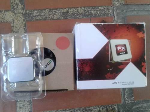 Amd Fx 6100 3,3ghz Procesador En Perfectas Condiciones.