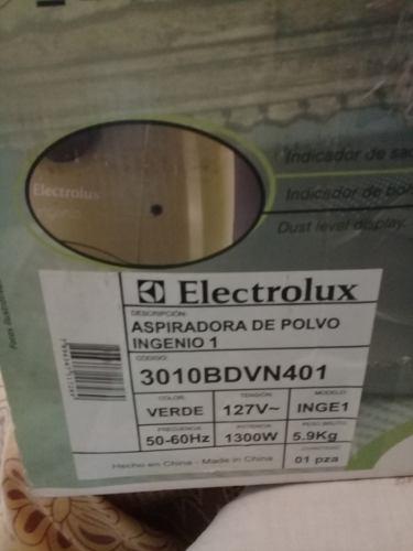 Aspiradora Electrolux Ingenio 1300w