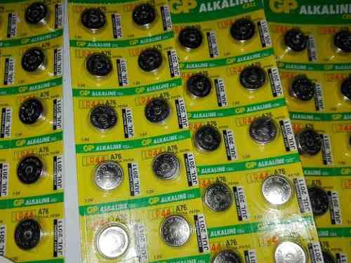 Bateria Gp Alkaline Lrv Blister De 10