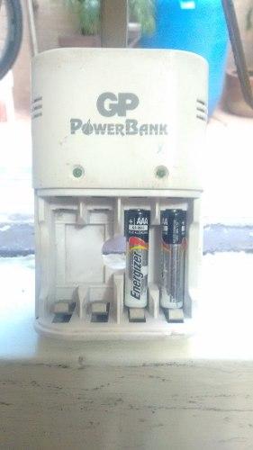 Cargador De Baterias Portatil Gp Power Bank. Ver Desceipcion