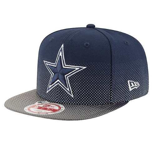 Gorras Nfl Dallas Cowboys New Era Flow Flect Snap 9fifty Cap