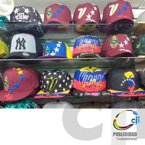 Gorras de venezuela tricolor con estrellas  79968d3c1cd