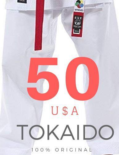 Karategui Tokaido Liviano Karate Talla 4 170cm Como Nuevo