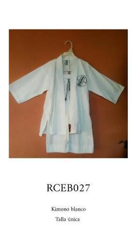 Kimono Bushido Niño